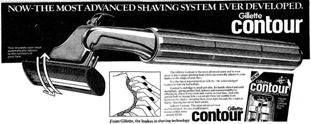 Now-the most advanced shaving system every developed (September 17th, 1979)
