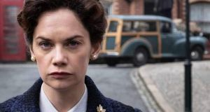 Mrs Wilson: Ruth Wilson in the period drama about her own family's history