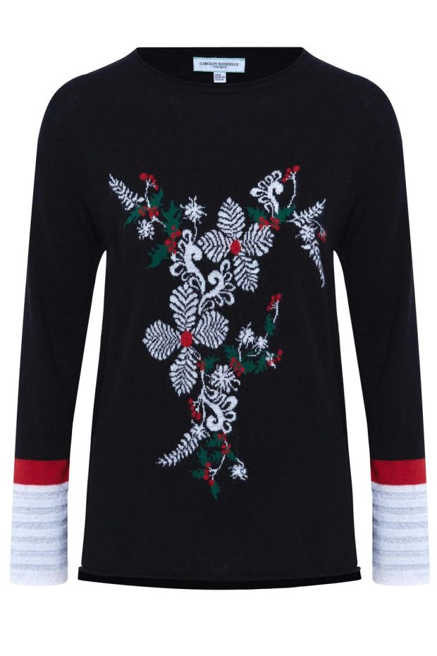 Christmas sweater 59.99 by Carolyn Donnelly at Dunnes Stores