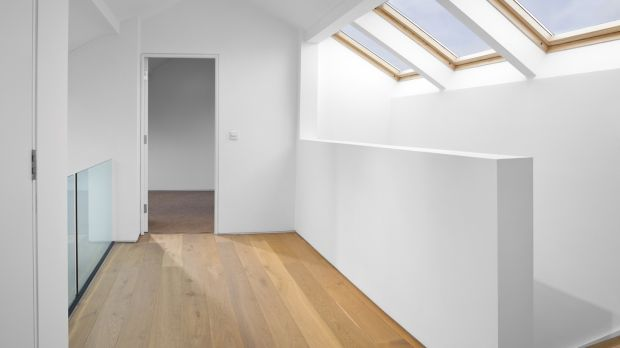 If you're going to the effort of installing a skylight in your home, make sure you get the scale right. Photograph: Getty