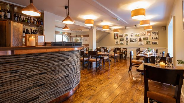 Sage Restaurant in Midleton, Co Cork, takes a booking deposit for any group over eight people