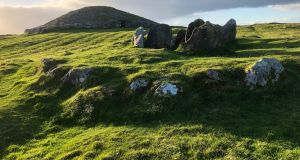 The Hill of the Witch, Loughcrew, Co Meath, is a truly enchanting place