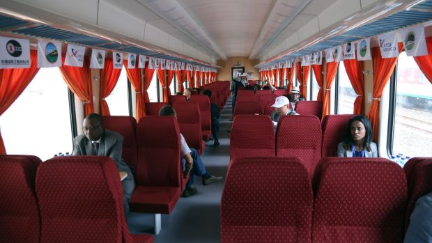 Chinese rigour meets African zest on a joint railway venture