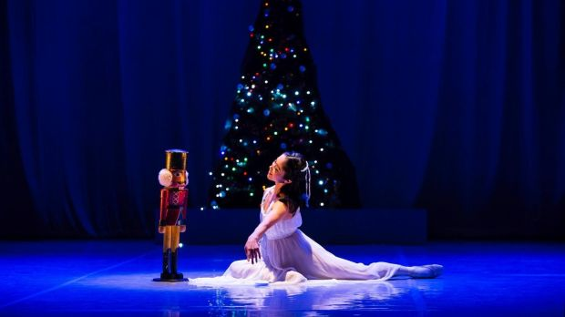The Nutcracker, on tour