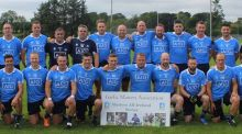 The Dublin Masters team. The 2018 Masters competition culminated in September when  Dublin beat Tyrone  1-14 to 1-12 in the final