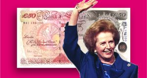 Margaret Thatcher, ice cream pioneer: the new face on the £50 note?