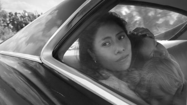 Roma, directed by Alfonso Cuarón. Photograph: Netflix