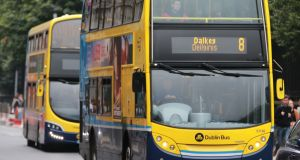 BusConnects aims to overhaul the current bus system in the Dublin region. File photograph: Nick Bradshaw