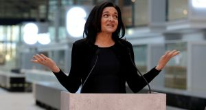 Sheryl Sandberg has come under fire for Facebook's handling of a rising tide of criticism.