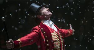 The Greatest Showman: Hugh Jackman played the circus impresario PT Barnum in the musical film