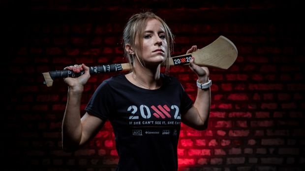 "Dublin senior camogie player, Laura Twomey: ""I was lucky that my parents were always extremely encouraging."""