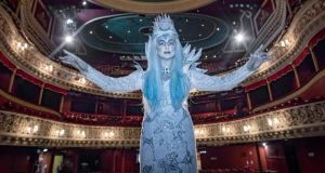 The Snow Queen: Louise Bowden as the Gaiety panto's icy diva
