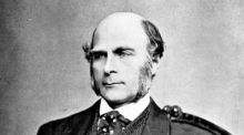 Charles Darwin's cousin, Francis Galton, proposed eugenics as a science in the late 1800s