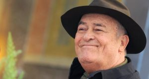 "Bernardo Bertolucci in 2012. Though some of his work proved controversial, ""The Last Emperor"" (1987) won all nine Academy Awards for which it was nominated, including best picture and best director. Photograph: Ettore Ferrari/ETA"