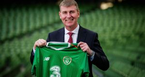 Republic of Ireland under-21 manager Stephen Kenny spoke to Marian Finucane on RTÉ Radio 1. Photograph: Ryan Byrne/Inpho