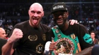 'Are you not entertained?': Fury and Wilder call for rematch after thrilling draw