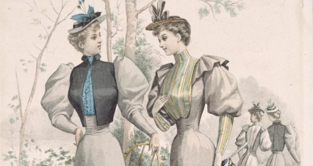 5bc024b8363 When doctors prescribed clothes for women's health