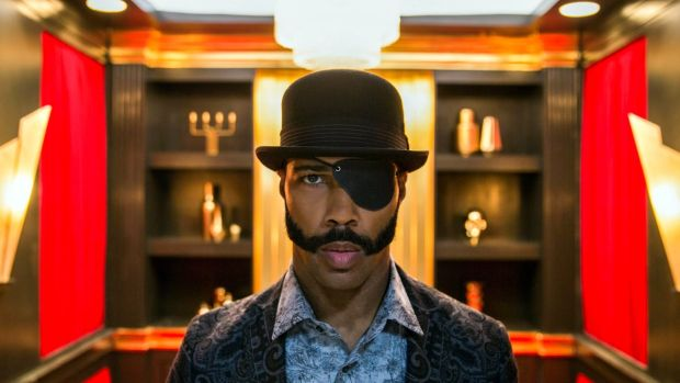 Omari Hardwick in Boots Riley's Sorry to Bother You