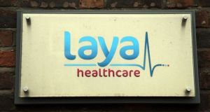 Laya had a 27 per cent share of the overall health insurance market as of the the end of July, as against VHI's 52 per cent share and Irish Life Health's 21 per cent share