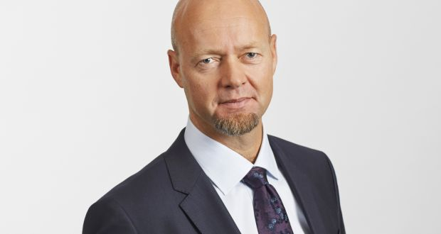 Yngve Slyngstad, chief executive of Norges Bank Investment Management. Does he really email other chief executives' PAs when he wants to set up a meeting? Yes, quite frequently, he says.
