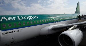 "Siptu described the comments attributed to  Aer Lingus's chief operating officer Mike Rutter in the 'Sunday Independent' as an ""outrageous claim"".  File photograph: Clodagh Kilcoyne/Reuters"