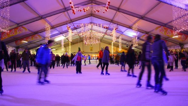 Choose from one of four venues across the country to get your skates on including Blanchardstown, Co Dublin, Mahon Point, Co Cork, Winterval festival, Waterfor city and Mullingar, Co Westmeath