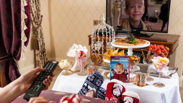 Celebrate the 'Home Alone' movies in style at the Lough Erne Resort this Christmas