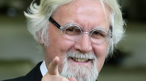 Sir Billy Connolly: living long in the Sunshine State. Photograph: Jane Barlow/PA Wire