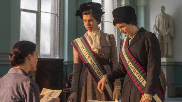 Suffragette city: Election '18 Friday on RTÉ One