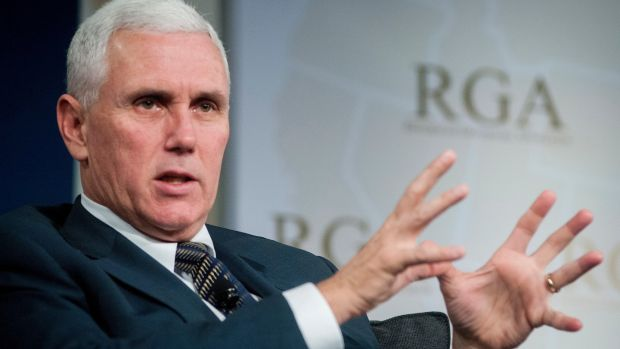 Some Wall Streeters are adopting Mike Pence's dictums on working with female colleagues.