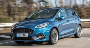 Ford Fiesta ST is remarkable, though. Not as much raw fun as its predecessor, but still a hugely talented, and fast, hot hatch.