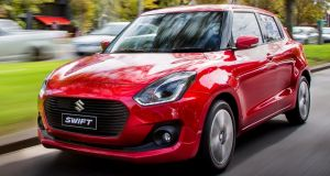 Suzuki Swift: It feels nimble and agile, and the 1.0-litre 'Boosterjet' turbo petrol engine is an utter delight