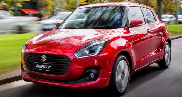 45: Suzuki Swift – the fun budget alternative to the Mini