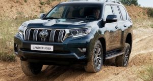 The Land Cruiser, though, shows you just what a compelling proposition a car such as this can be