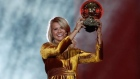 Ballon d'Or: Ada Hegerberg asked if she knows how to 'twerk'