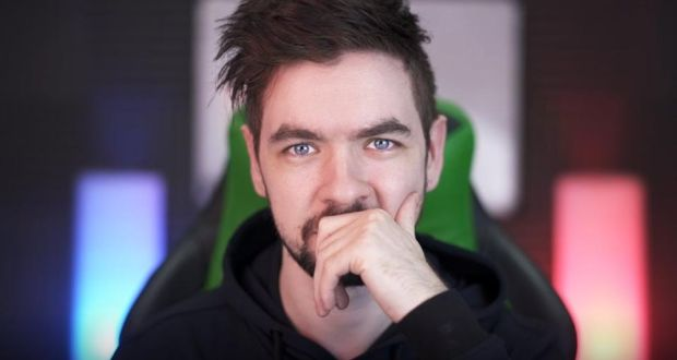 aea0d10e6328 Jacksepticeye  Seán McLoughlin has almost 21 million subscribers and more  than 10 billion views