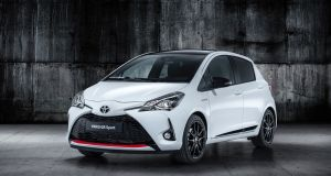 Toyota Ireland has confirmed that its Yars GR Sport will cost from €23,750, and you can order one now for 191 delivery