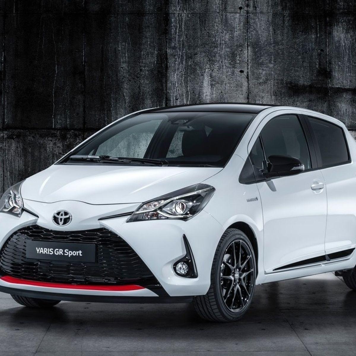 Yaris gets a €23,000 hot hatch hybrid model
