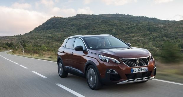 41: Peugeot 3008 – one of the best-looking and most distinctive SUVs