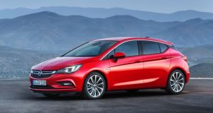 Opel Astra:  arguably the best car that  General Motors ever made for Europe