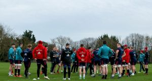 Munster have extended 12 of their players' deals. Photograph: Bryan Keane/Inpho