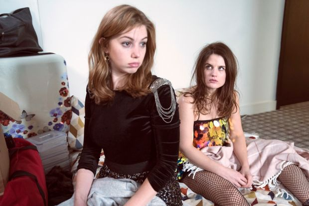 Danielle McGuigan and Seána Kerslake in Can't Cope Won't Cope