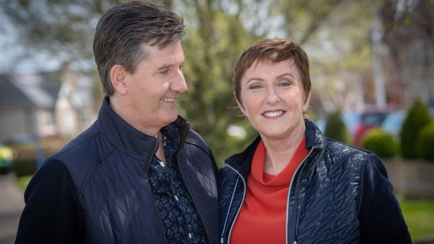 Danile and Majella: light entertainment nirvana