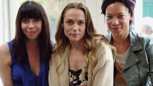 Women on the Verge: Eileen Walsh, Kerry Condon, and Nina Sosanya