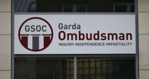 The incident has been referred to the Garda Síochána Ombudsman Commission (Gsoc). Photograph: Nick Bradshaw