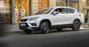 Seat Ateca looks smart, is okay to drive, has a big boot, a roomy back seat, and decent build quality