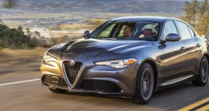 Alfa Romeo Giulia: The last one we drove was a year old, had 10,000km on the clock, and drove, looked, and felt brand new