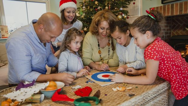 The tried and tested board game always proves to be a hit with all family members over the holidays. Photograph: iStock