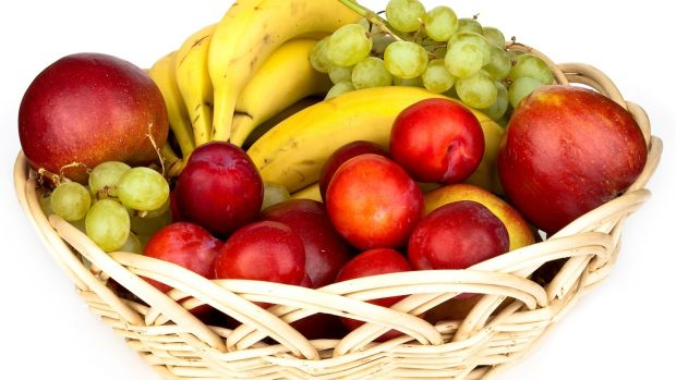 Give the food lover in your life a nicely presented fruit basket this Christmas. Photograph: Getty Images/iStockphoto
