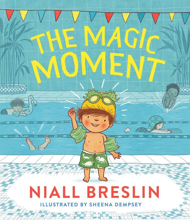 "Niall ""Bressie"" Breslin's picture book The Magic Moment is the sort of book that could be genuinely helpful to an anxious child"